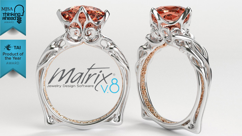 Matrix 9 Cambodia Or Sovann 3d Jewelry
